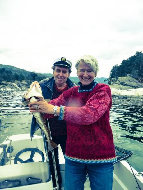 Pesca nel Fiordo