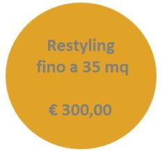 Restyling fino a 35 mq
