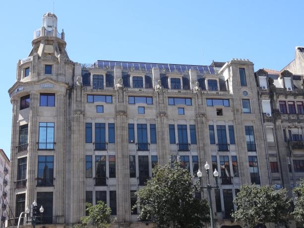 14 - Porto edifici in Avenida dos Aliados DSC00531