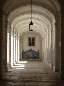 4- Lisbona Chiostro di Sao Vicente de Fora DSC00267