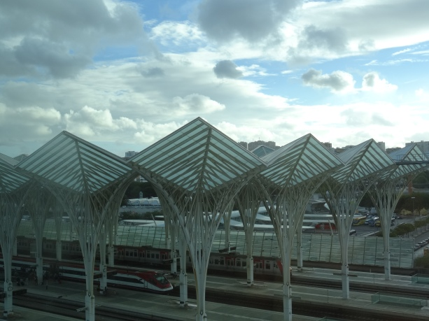 La Stazione d'Oriente progettata da Calatrava DSC01052