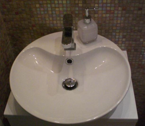 6 b Fantini mare a lavabo
